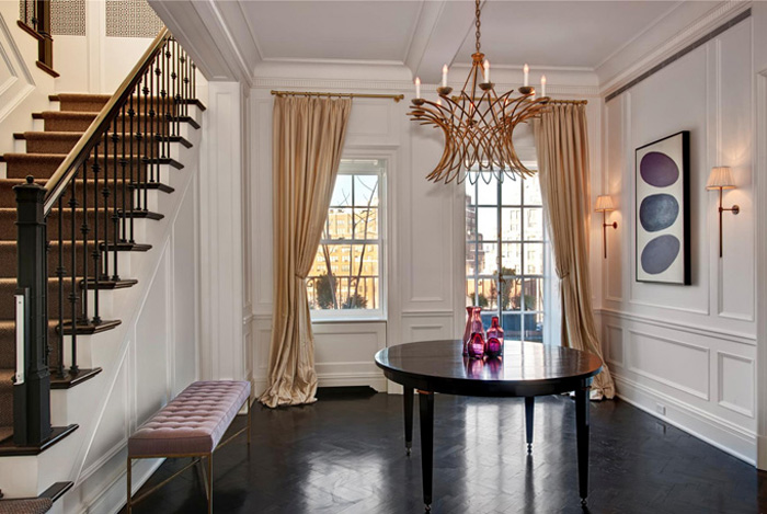Jennifer Aniston's New York Penthouse In The West Village