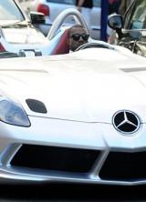 Kanye West Made a Halt With $1.7 million Mercedes McLaren SLR at Cannes Party