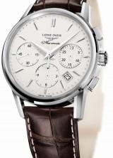 Longines Column-Wheel Chronograph Watch at Kentucky Derby