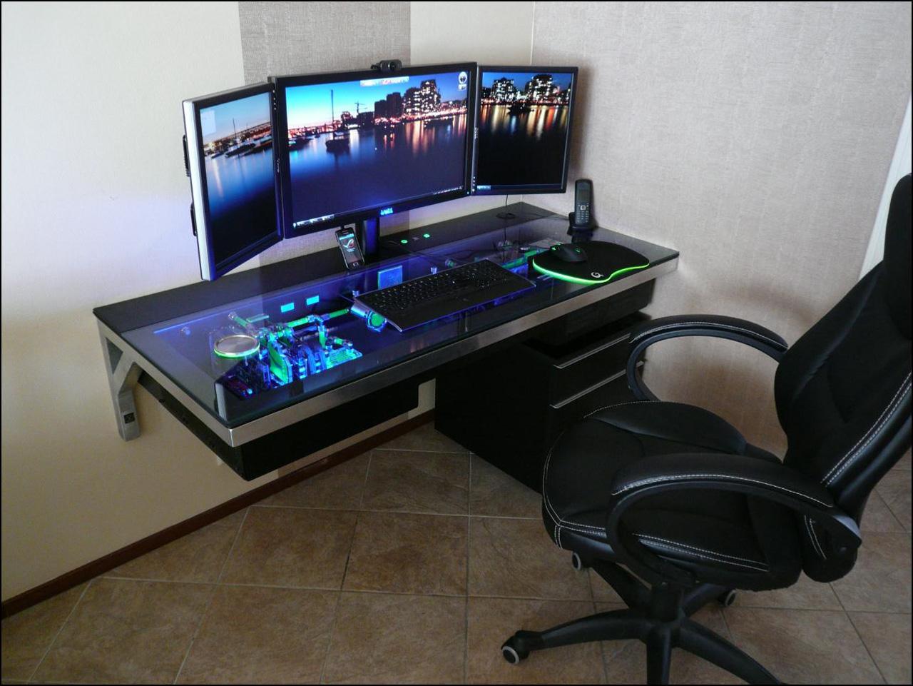 Habitacion gamer