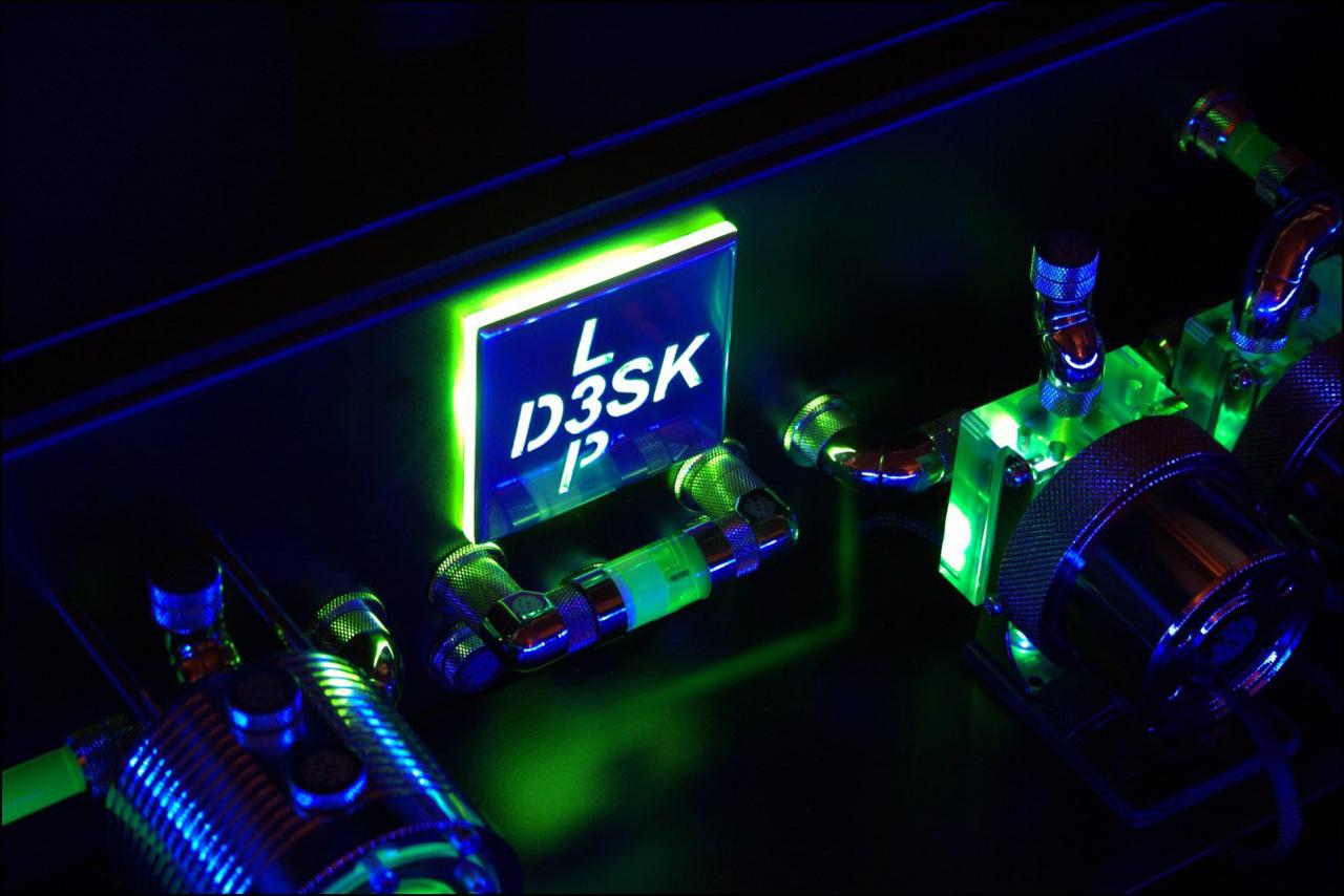 L3P D3SK Computer Mod