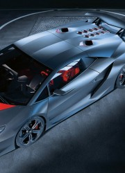 Millionaire's Track Toy – Lamborghini Sesto Elemento