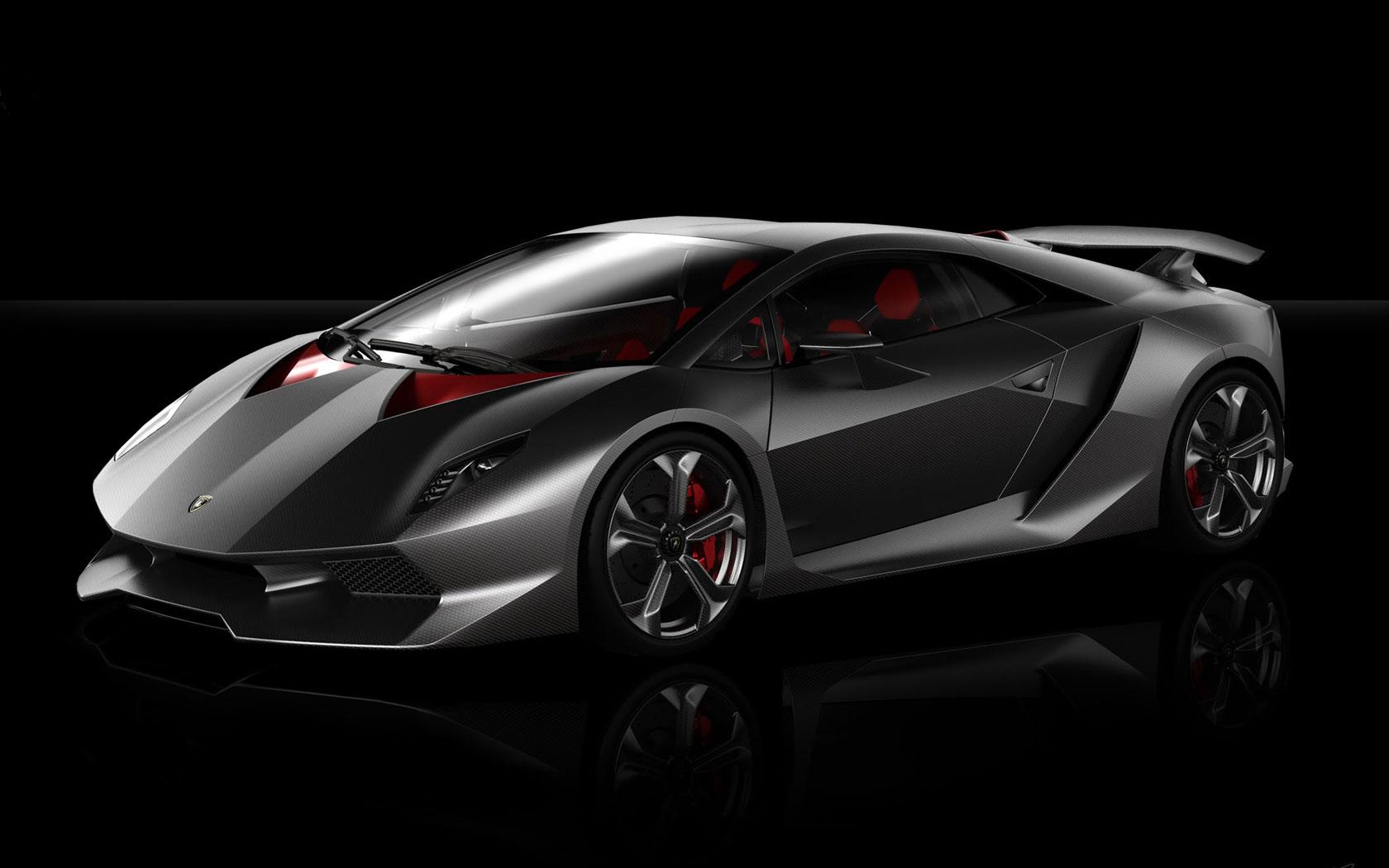 Lamborghini Sesto Elemento- too fast to be legally driven on U.S. roads