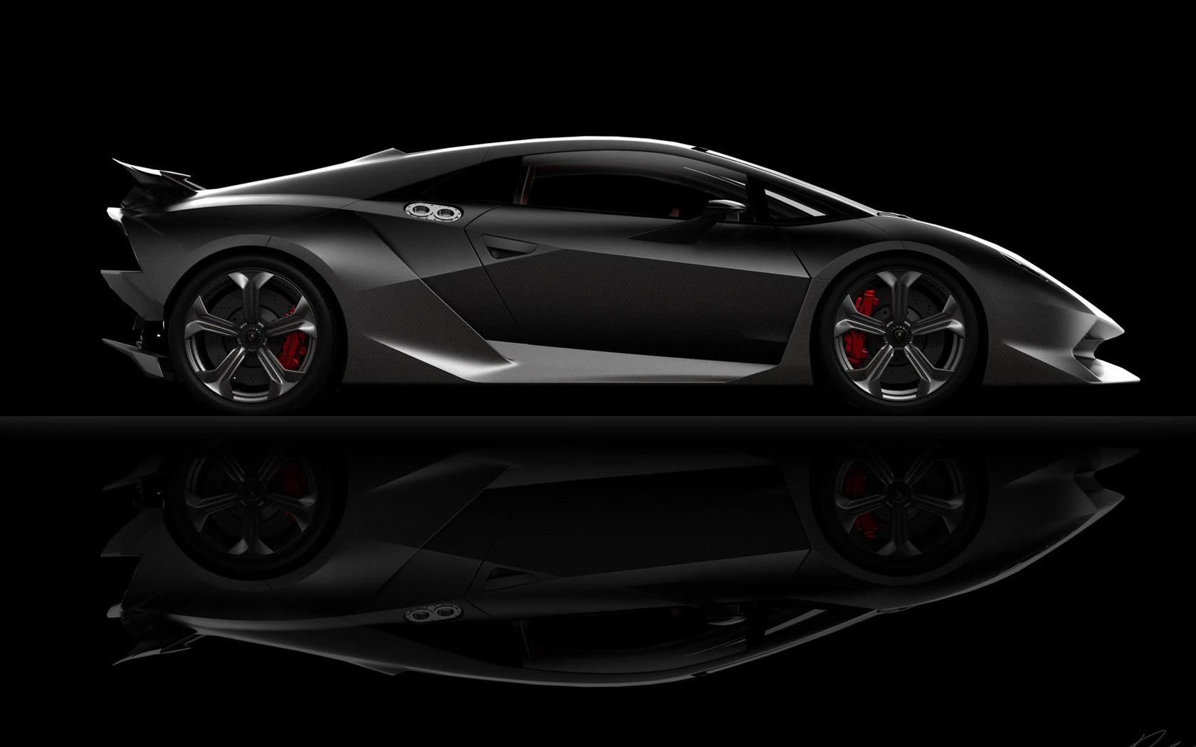 Millionaires Track Toy Lamborghini Sesto Elemento