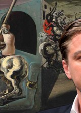 Leonardo DiCaprio Won The Dali Painting For $1.42 Million At Christie's