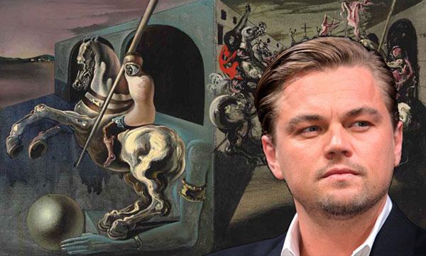 leonardo dicaprio titanic drawing. Leonardo DiCaprio - Salvador