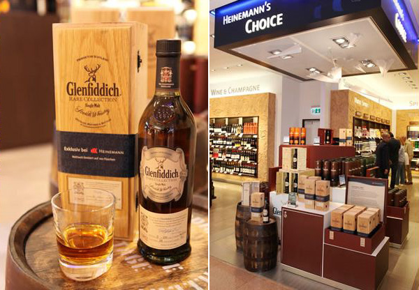 Heinemann and Glenfiddich Mark Hamburg's 100th Anniversary