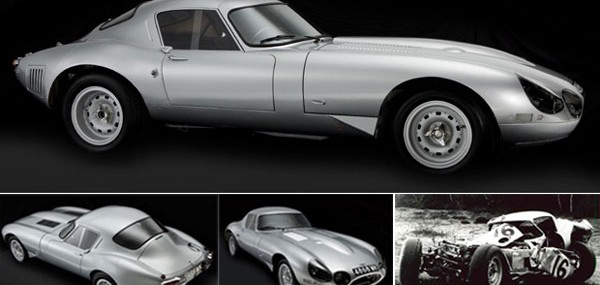 Most Expensive Jaguar – Lindner/Nocker Low Drag Lightweight Jaguar E Type