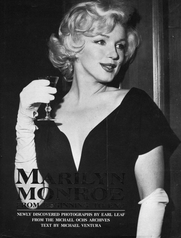 Marilyn Monroe: From Beginning to End, by Michael-Ventura