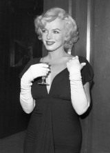 Marilyn Monroe's Black Cocktail Dress Sells for Record-breaking $348,000