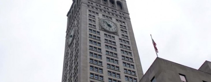 Metropolitan Life Clock Tower