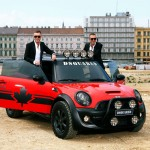 Dsquared2 Dressed Up Mini Cooper S For Life Ball 2011