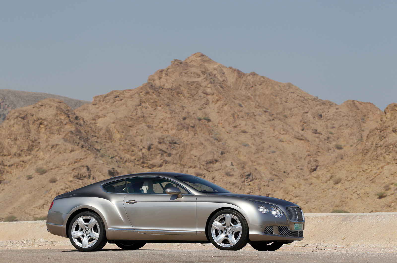 Bentley Achieves Record Sales for China