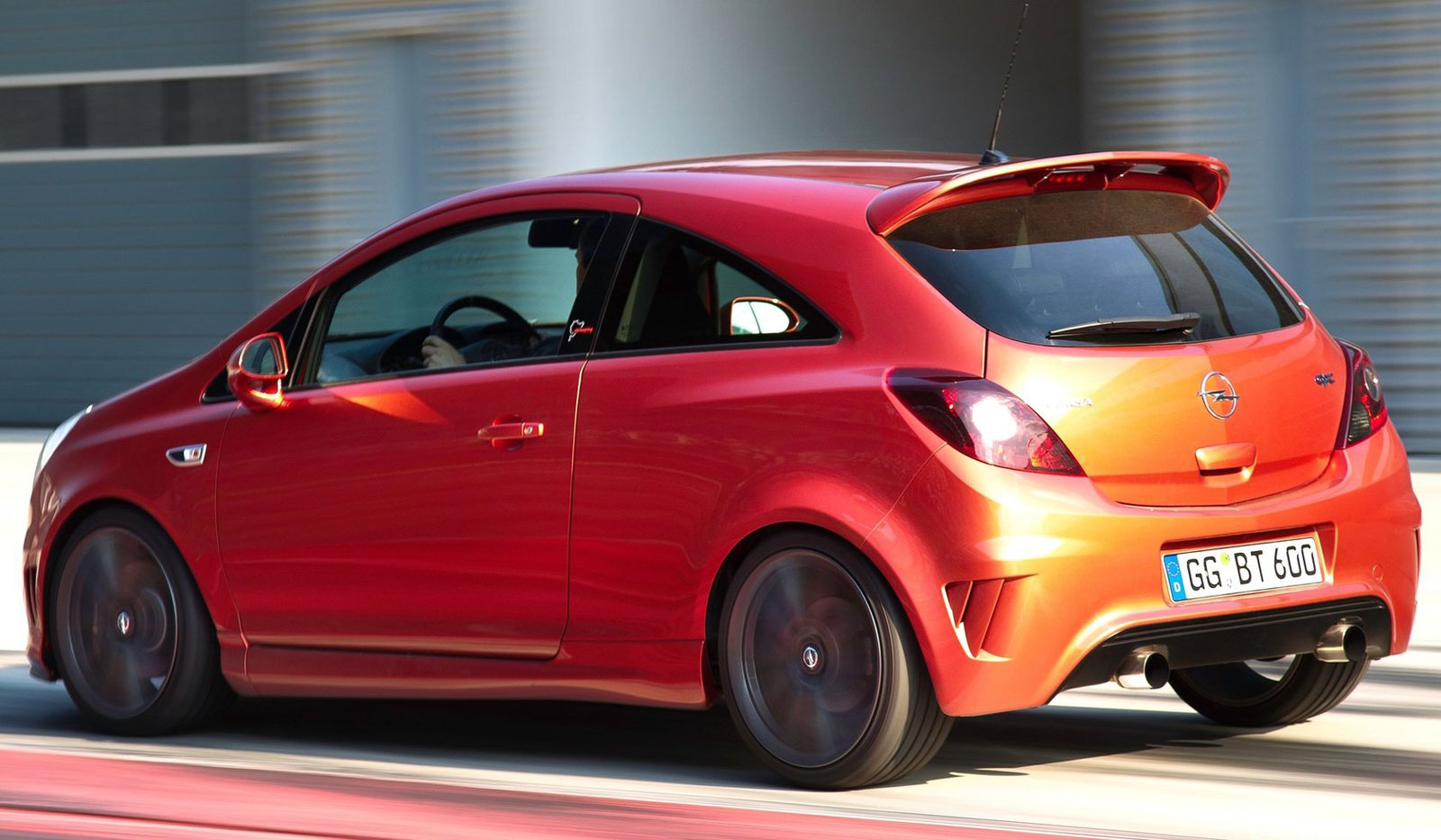 Pocket Rocket &#8211; Opel Corsa Nurburgring Edition