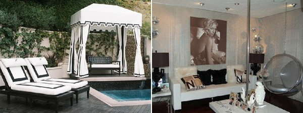 Make Your Parties in Paris Hilton Hollywood Pad For $ 20,000 Per Month