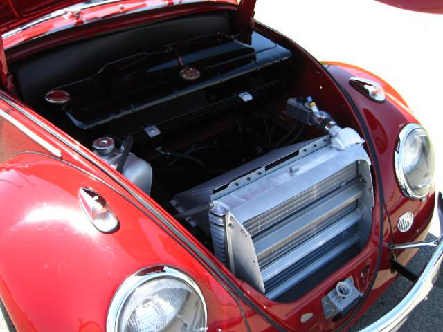 Paul Newman's 1963 Volkswagen V8 Beetle Convertible Offered for Sale at $250,000 - eXtravaganzi