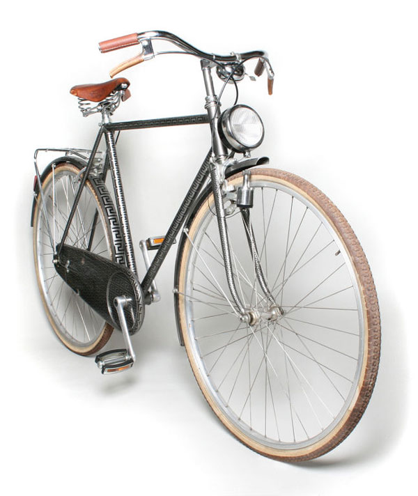 Piero Fornasetti's Personal Vintage Bicycle