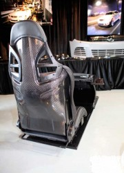 RevoZport GT5 Carbon Driving Console for Extremely Realistic Simulations