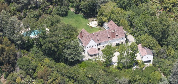 Sandra Bullock's New Beverly Hills Home