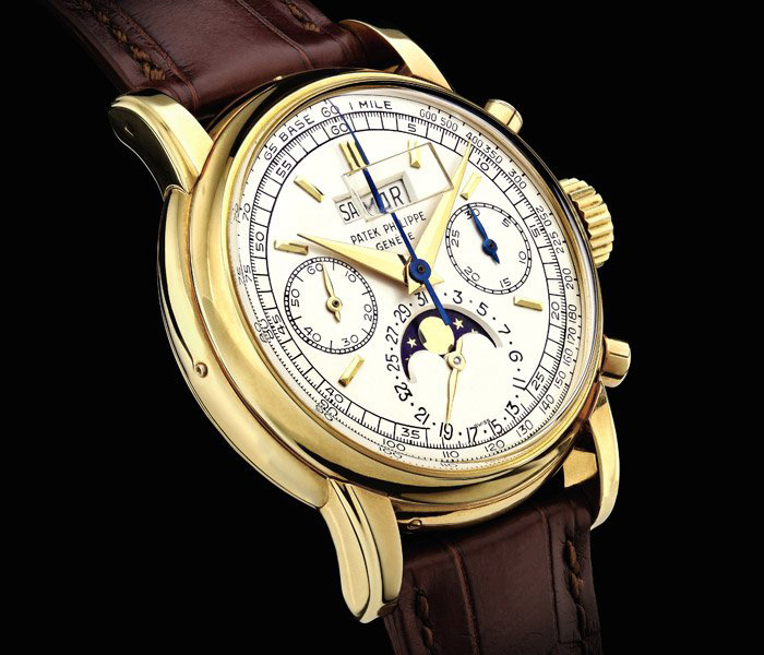 Sotheby's Geneva Sale Of Important Watches Fetched Over $8.75 Million