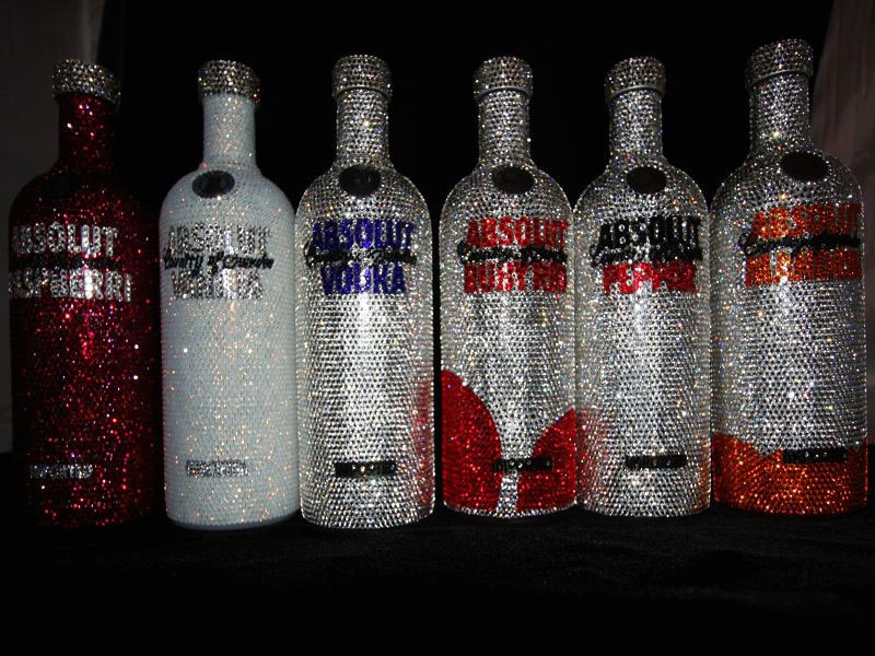 Swarovski Absolut Embellished By Relish