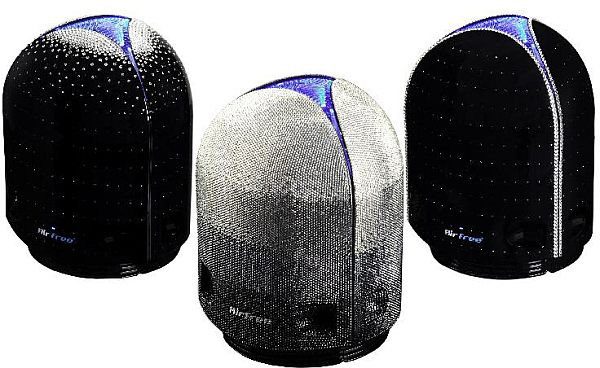 Swarovski-studded Air Purifier By Airfree For Dubai
