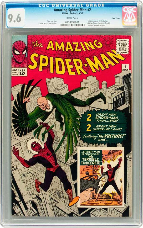 The Amazing Spider-man No2