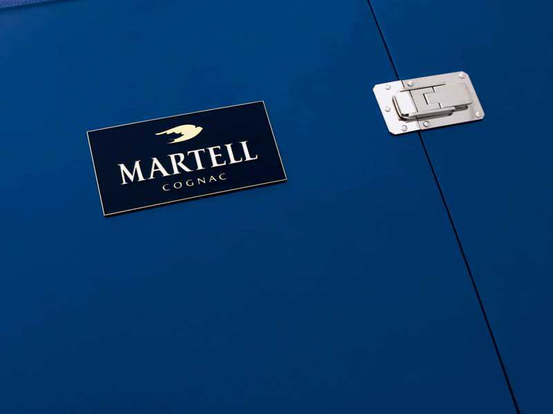 The Martell Trunk by Pinel & Pinel