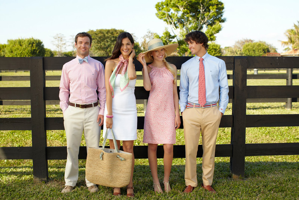 Official Style of the Kentucky Derby by Vineyard Vines