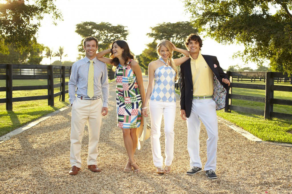 Vineyard Vines Presents Official Style Of The Kentucky