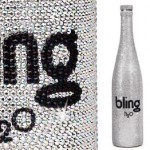 Bling H2O's Swarovski Studded Water Bottle