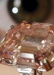 Rare Emerald-cut Fancy Intense Pink Diamond Ring Sold for $10.8 Million