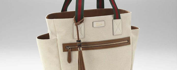 Gucci Limited Edition Mamma Bag To Benefit UNICEF