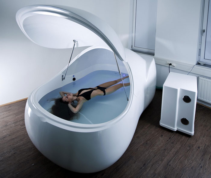 i-Sopod Floatation Tank – Designed to Take Floatation into the 21st Century