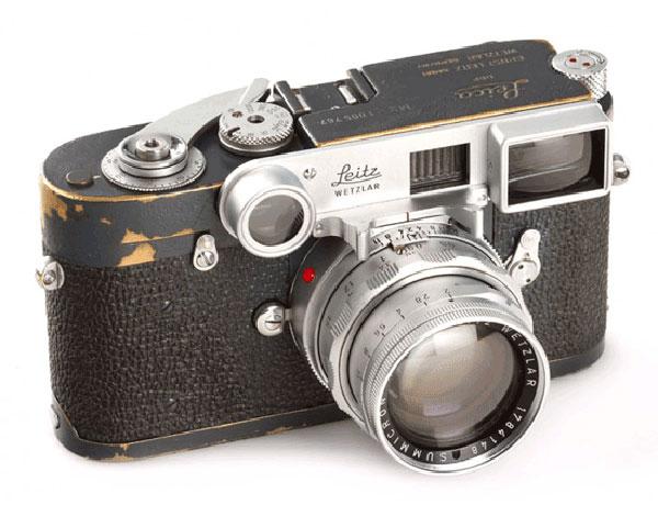 Leica M2 Grey Camera