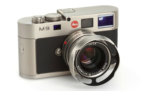 Leica M9 Titan Prototype Camera