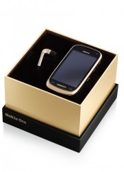 Nokia Oro – 18 Carat Gold Plated Smartphone