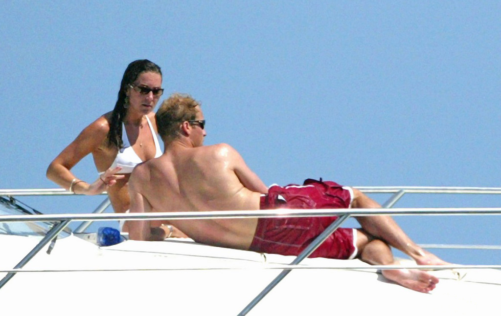 Prince William and Kate Middleton had an intimate break on the tiny island of Desroches in the Indian Ocean in August 2007