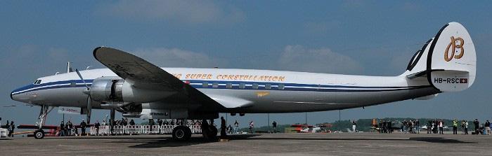 Lockheed L-1049G Super Constellation