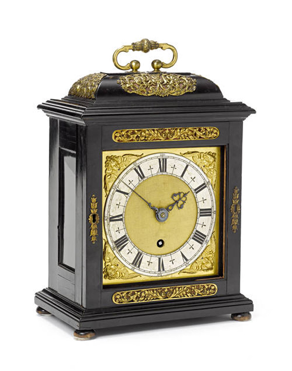 17th century timepiece by Thomas Tompion