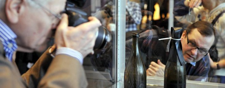 World's Oldest Champagne Sold To Russian Restaurant In Singapore