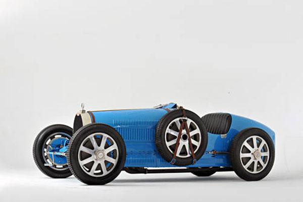 1925 Bugatti Type 35B Grand Prix Two-Seater