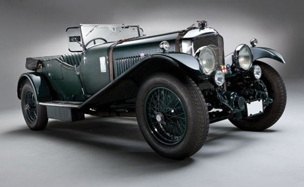 1929 Bentley Speed Six 'Le Mans' Style Tourer