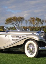 1937 Mercedes-Benz 540K Special Roadster by Sindelfingen