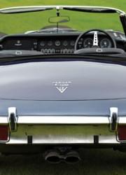 1974 Jaguar E-Type Series III Convertible