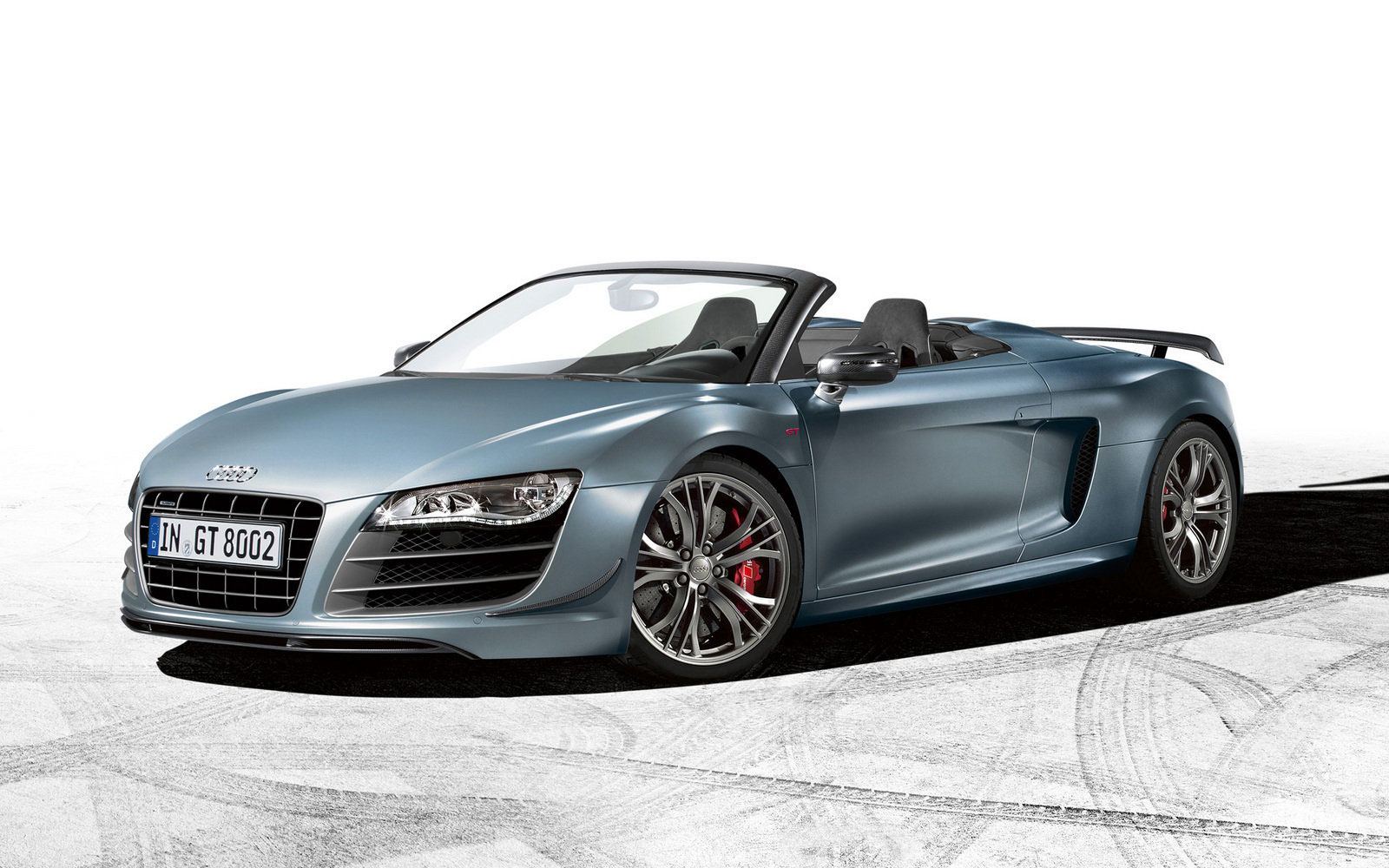 2012 Audi R8 Gt Spyder Officially Announced Extravaganzi