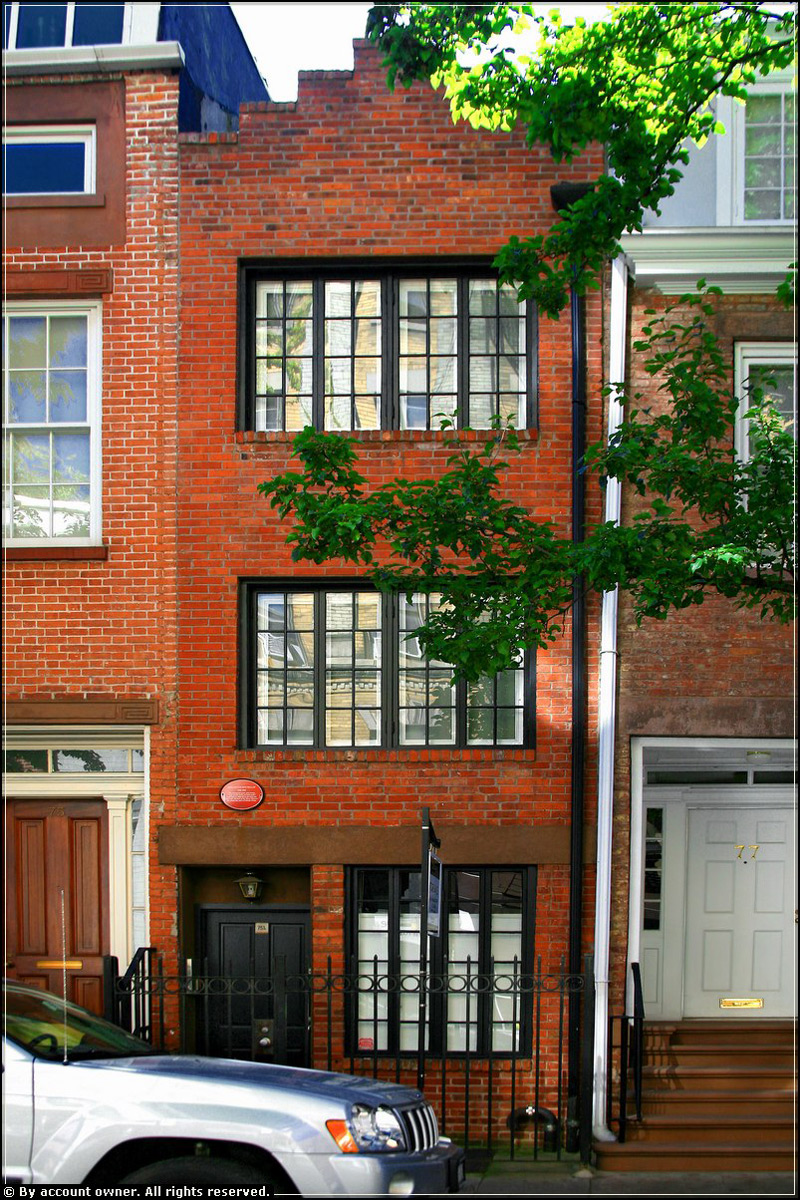 75 1/2 Bedford Street, New York's Skinniest House