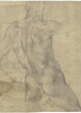 Michelangelo's Original Drawing To Fetch $5-8 Million