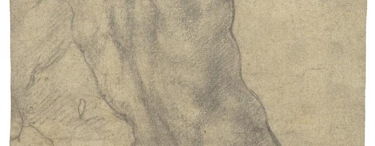 Michelangelo Buonarroti's Preparatory Drawin