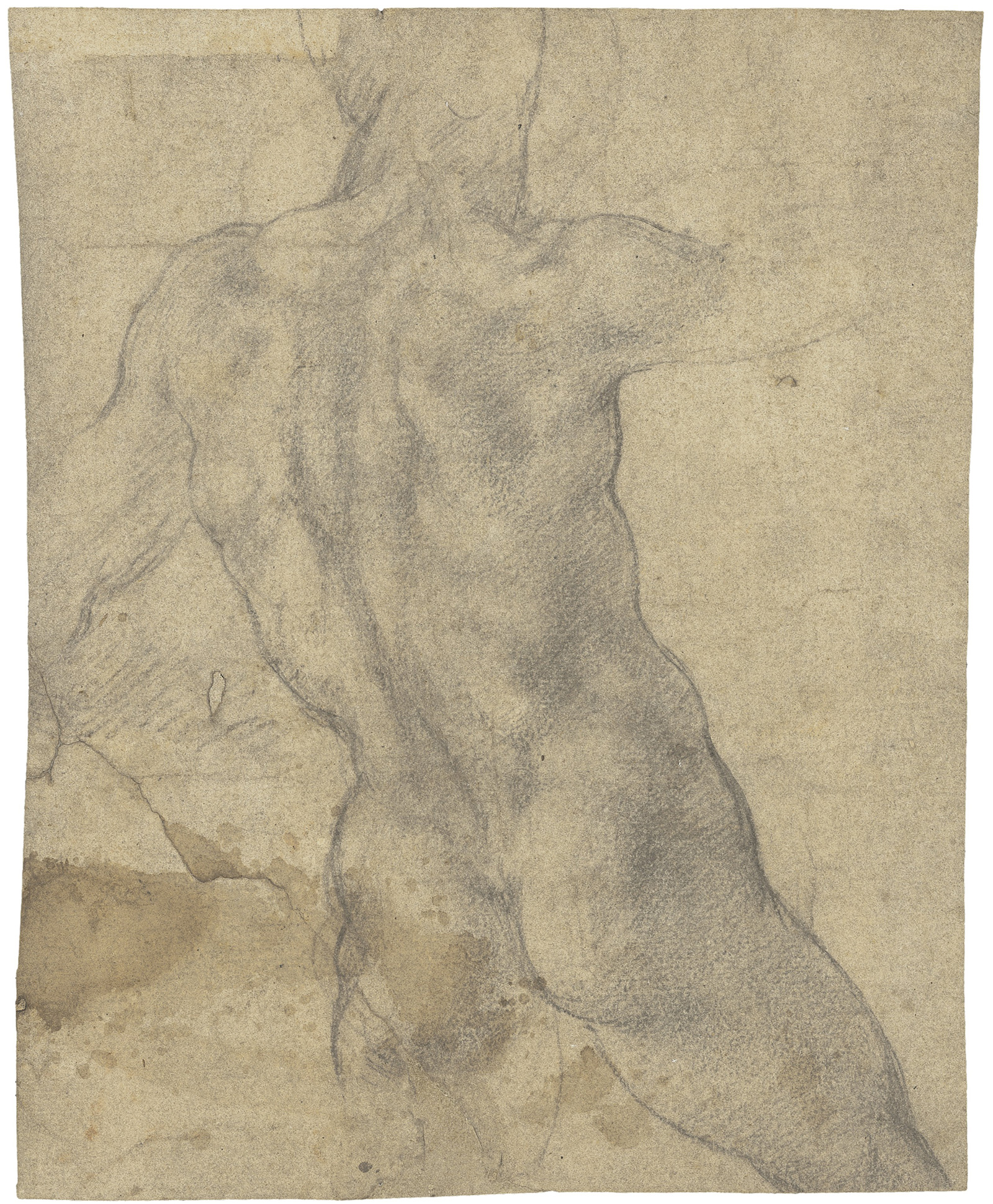 A preparatory drawing by Michelangelo Buonarroti for his lost commission The Battle of Cascina Amateur Hardcore Pictures Free image.